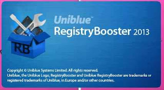 Uniblue Registry Booster 2013 v6.1.0.9 Retail Full Version