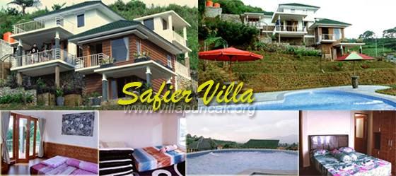 Villa Safier Puncak