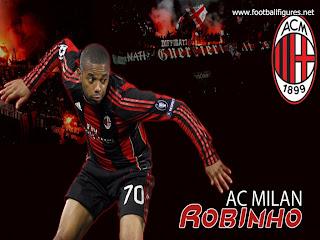Robinho AC Milan Wallpaper 2011 2