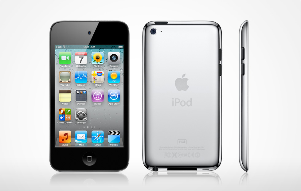 Apple iPod Touch 4G Reviews