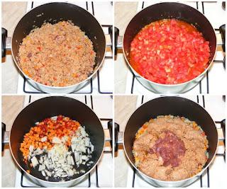 spaghete bolognese preparare, spaghete bolognese reteta, retete culinare, cum facem spaghete bolognese, cum facem spaghete cu sos si carne,