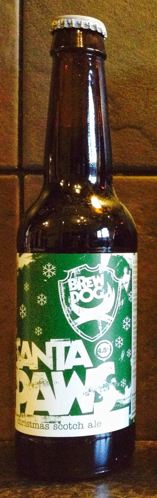 Santa Paws (Brew Dog)