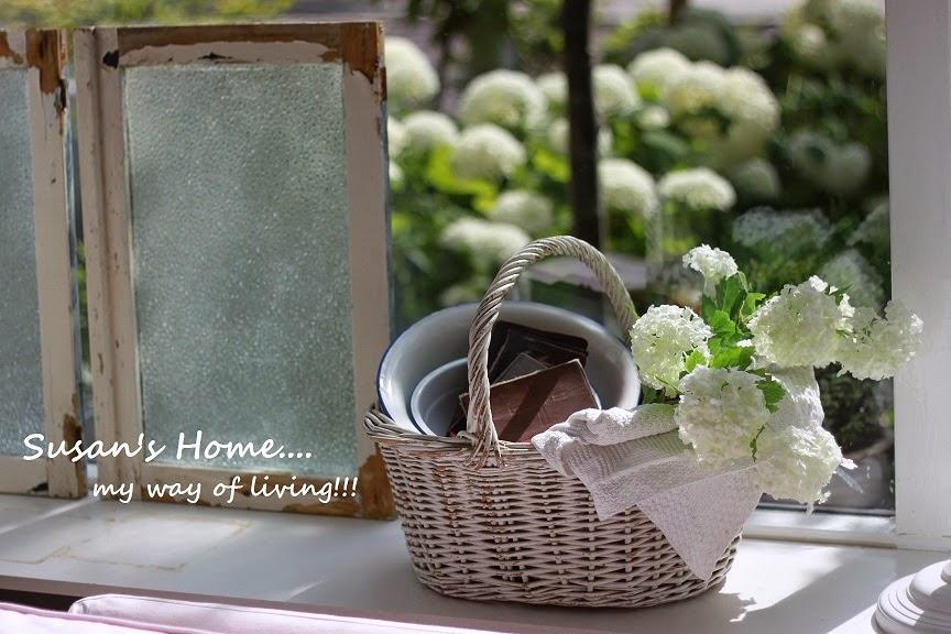 huis tuin en quilt