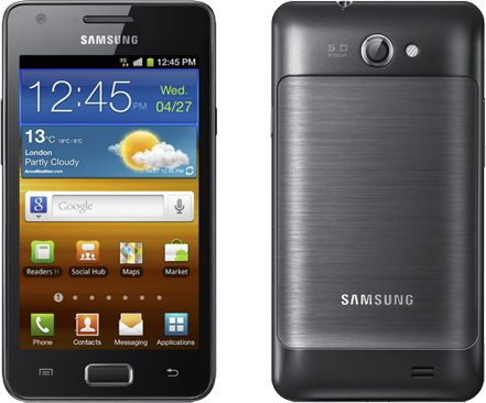 Spesifikasi Hp Samsung Galaxy R