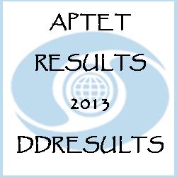 APTET Results