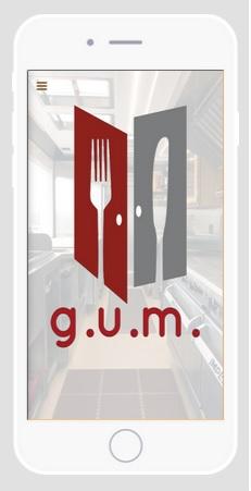 Coming Soon! G.U.M. app