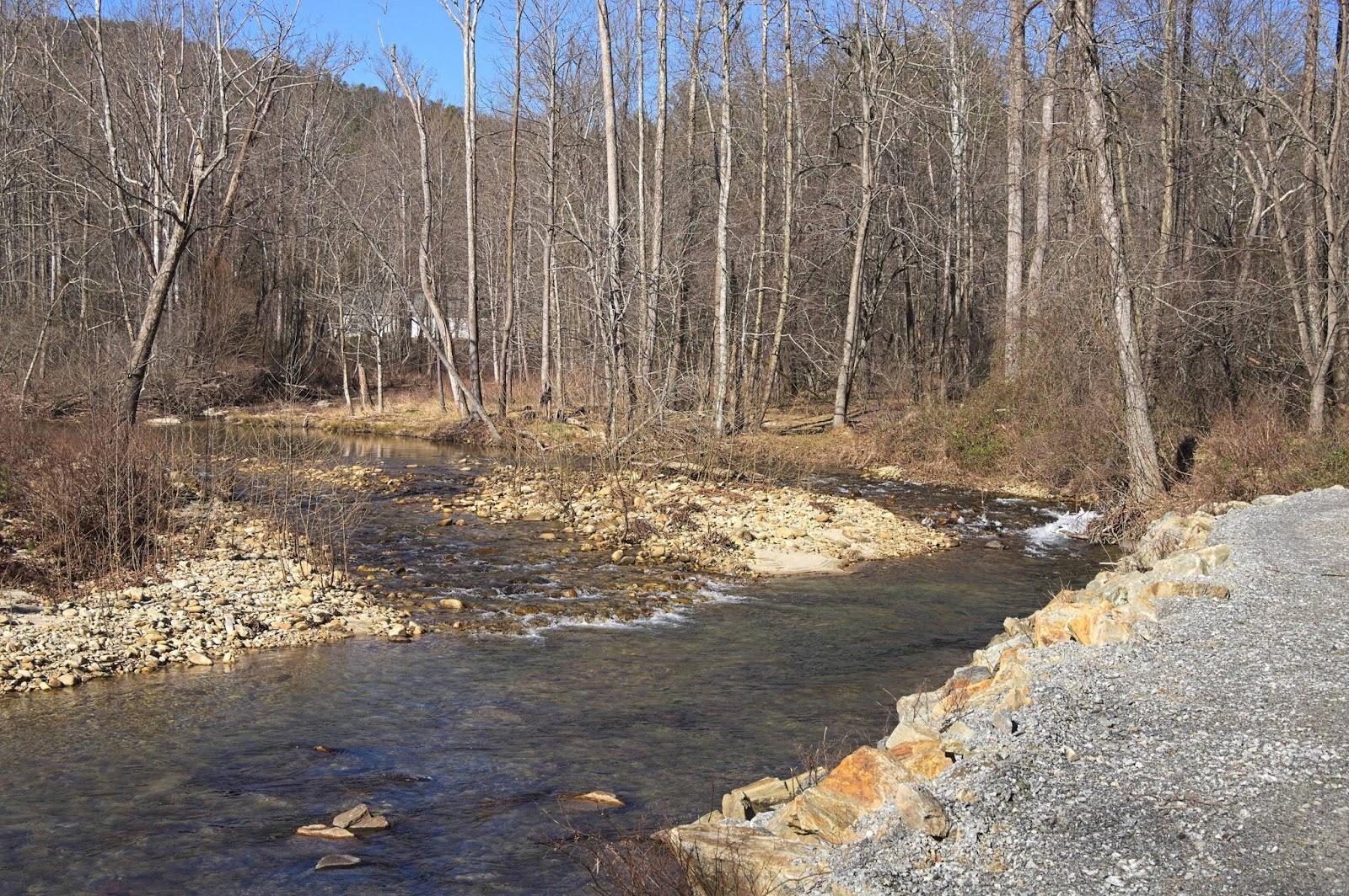 Wilson creek and the ghost town of mortimer for Wilson creek