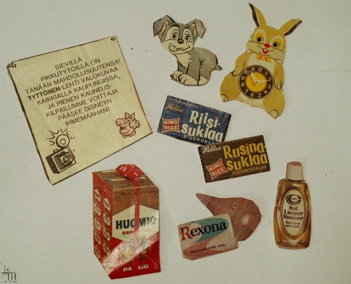 muistoja 70-luvulta