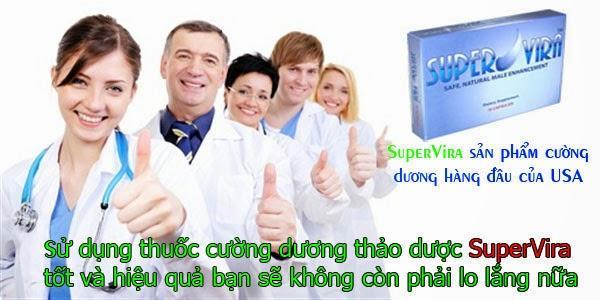 Thuốc cường dương supervira