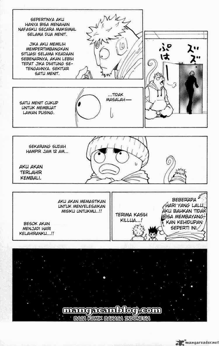 Dilarang COPAS - situs resmi www.mangacanblog.com - Komik hunter x hunter 260 - 1 - 4 261 Indonesia hunter x hunter 260 - 1 - 4 Terbaru 8|Baca Manga Komik Indonesia|Mangacan