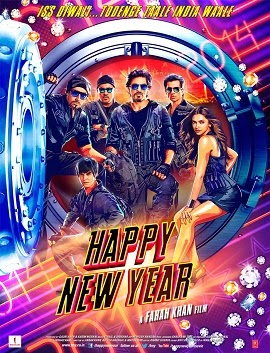 Happy New Year (2014) Hindi Movie Mp3 Songs Download