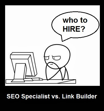 SEO vs Link Builder Who to Hire
