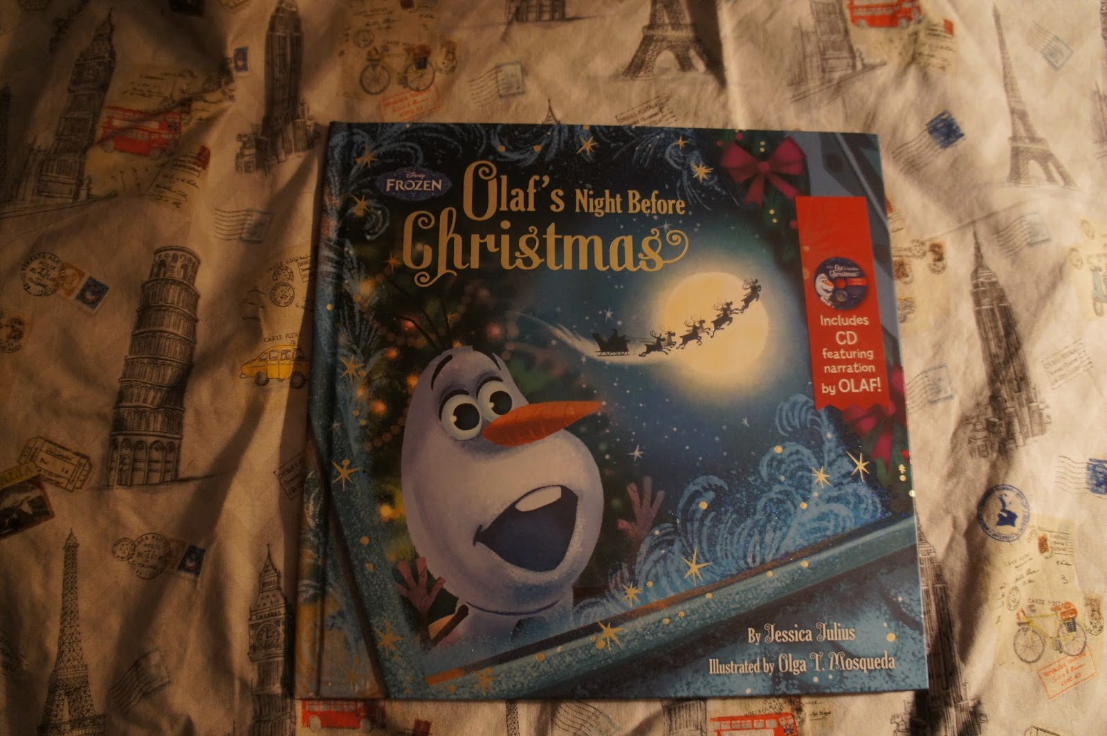 Picturing Disney: Disney Publishing Winter Fun Guide!