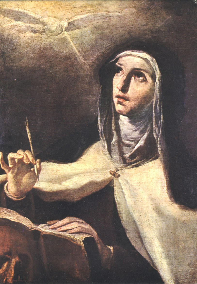 Saint Teresa of Ávila