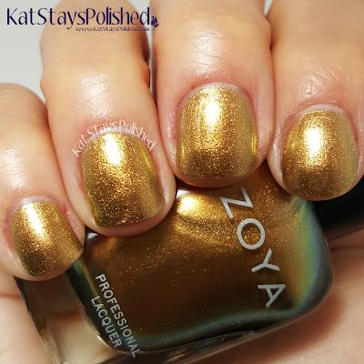 Zoya Flair 2015 - Aggie | Kat Stays Polished