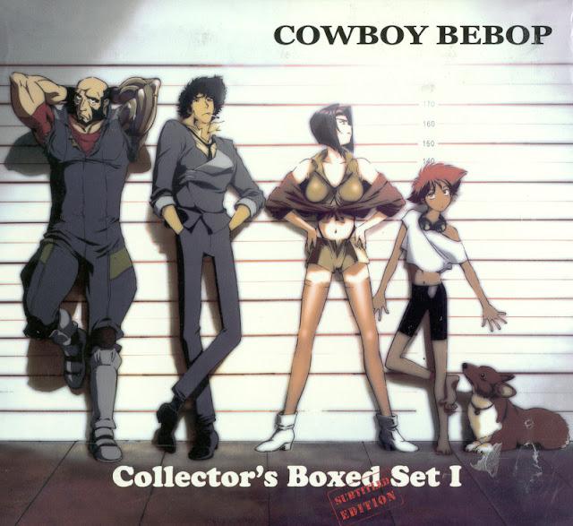 Cowboy Bebop: critica de anime