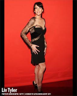 Liv Tyler,  American actress, Actress