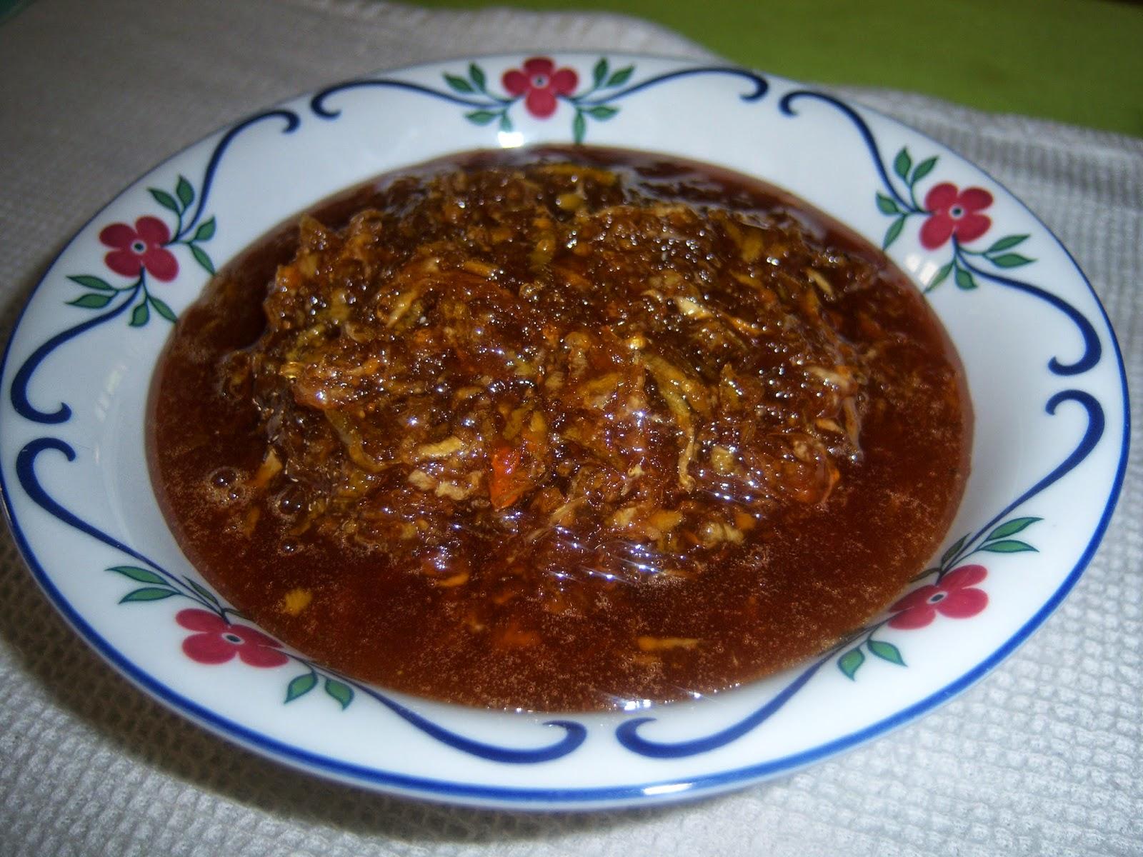 Raw Mango Murabba