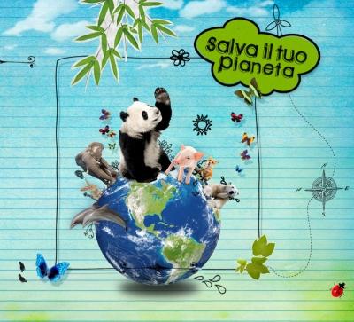 COOP e WWF: salva il tuo pianeta