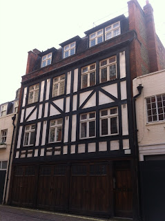 Hallam Mews, London W1