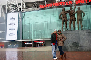 Old Trafford - Manchester England