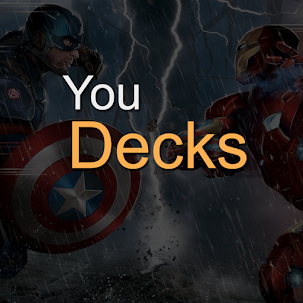 You Decks - Battle Scenes Deckmaker