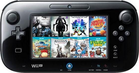 Wii U Games Line Up : Sabia que o wii u é segundo console da história com