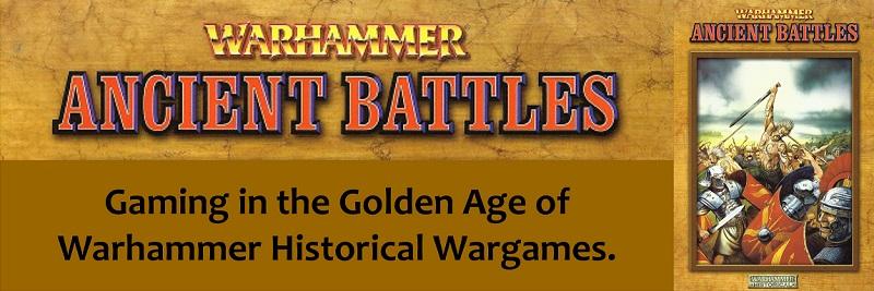 Warhammer Historical Wargamer