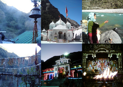 Char Dham - Faith History and Myth collage picture