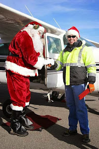 Catch Santa's Fly-In at Truckee-Tahoe Airport (KTRK),  Truckee, California
