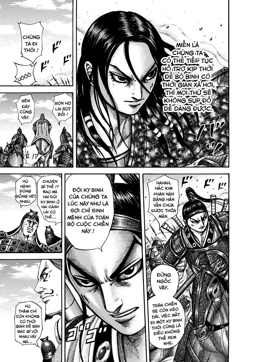 Kingdom - Vương Giả Thiên Hạ Chapter 298 page 19 - IZTruyenTranh.com