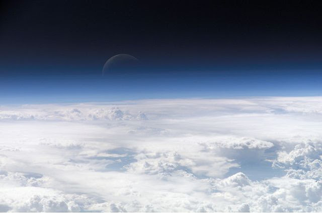 Kadar Oksigen Bumi