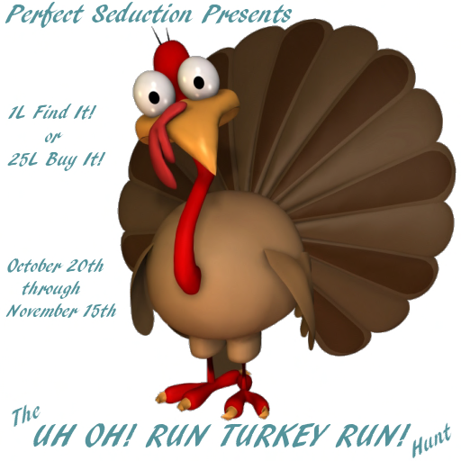 UH OH! RUN TURKEY RUN! Hunt