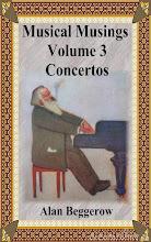 Musical Musings Vol. 3