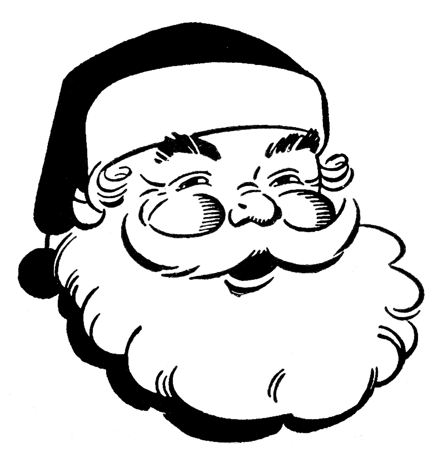 Free Christmas Clip Art Borders Black And White - www.proteckmachinery.com