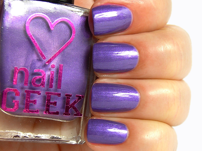 I Heart Makeup Nail Geek - Wealth