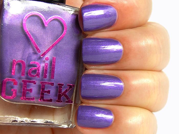 I Heart Makeup Nail Geek - Wealth