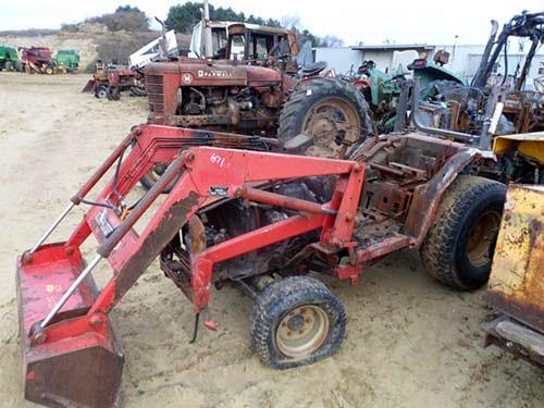 Massey Ferguson 1230 tractor parts