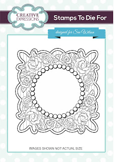 Creative Expressions UMS695 Stamp