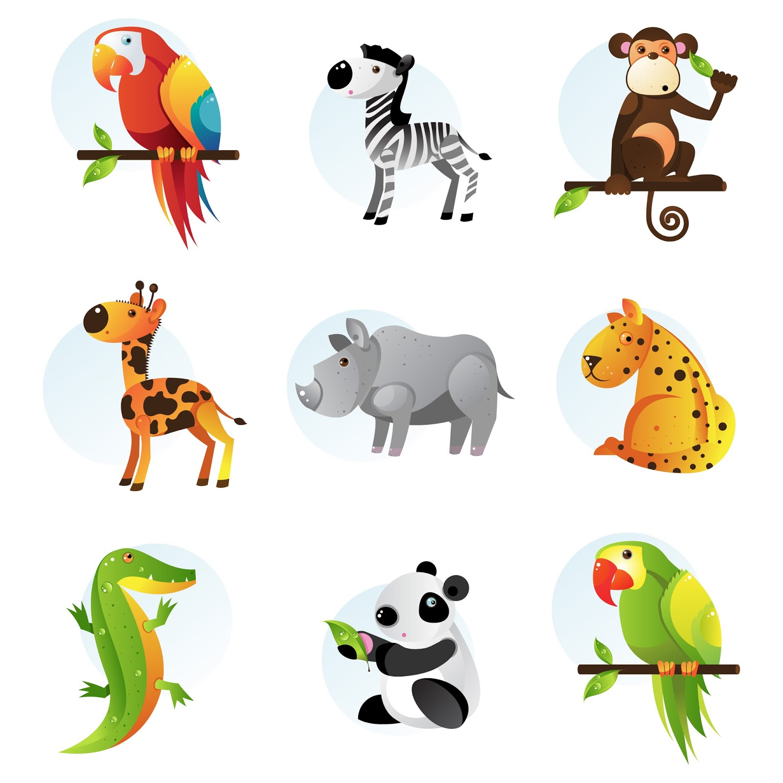 Fotos de animales salvajes - imagenes de animales de selva