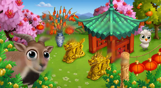 Chinese new year farmville 2 for Farmville 2 decorations