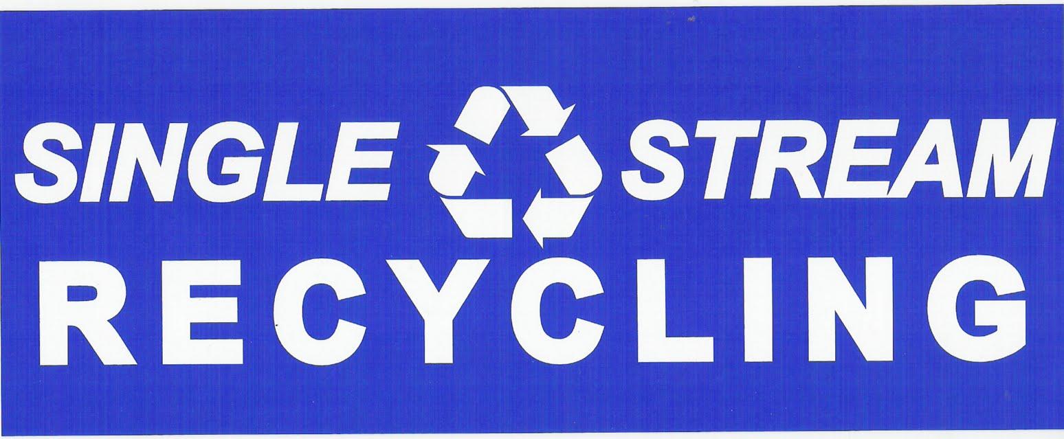 Westfield single stream recycling