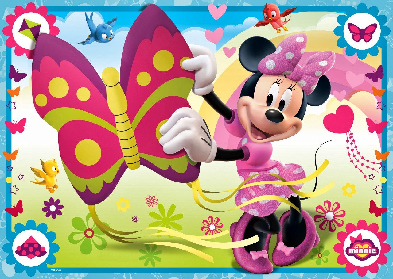 Hd wallpapers blog minnie mouse - Minni et mickey ...