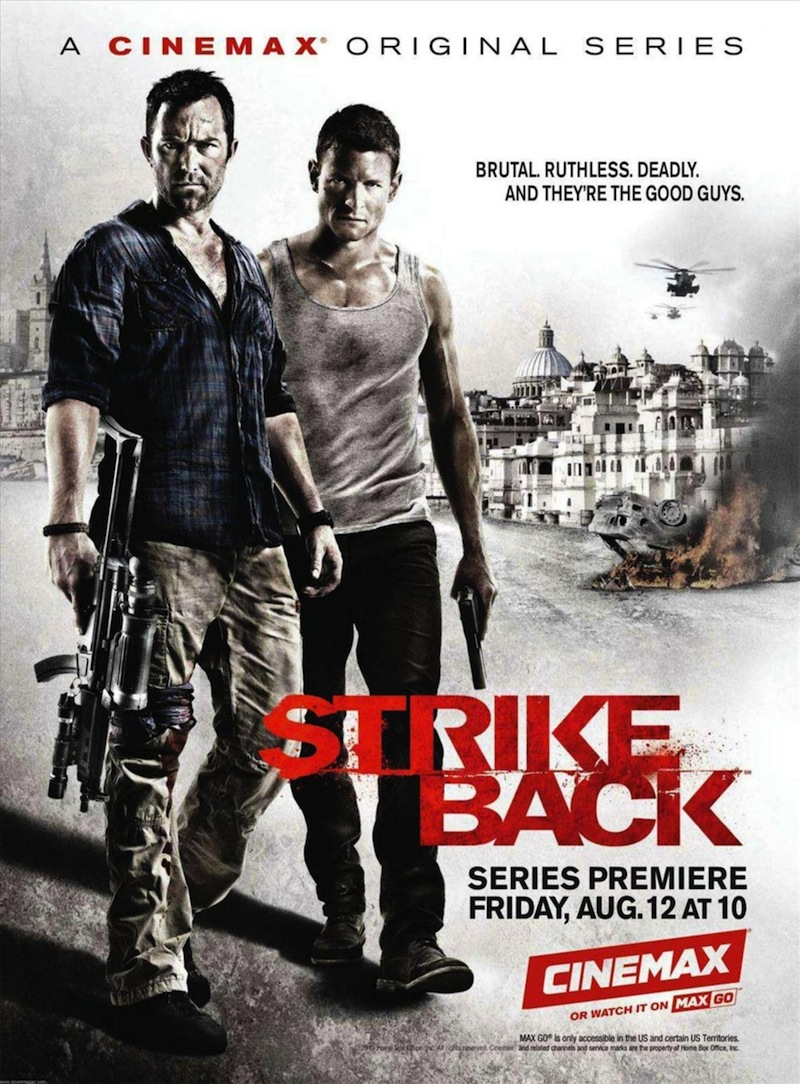 Strike Back S02E08 සිංහල උපසිරසි සමග