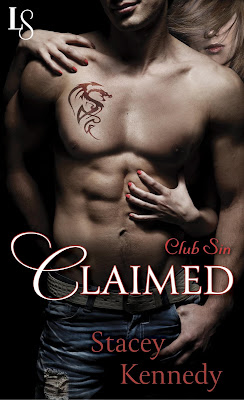 Release Day: Promo/Excerpt + Giveaway – Claimed by Stacey Kennedy