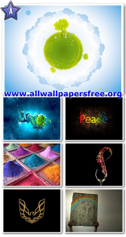 20 Superb Abstract Wallpapers 1600 X 1200 [Set 10]