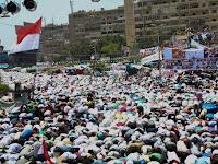 Takut dilengserkan, As-Sisi Larang Aksi Peringatan Revolusi 2011