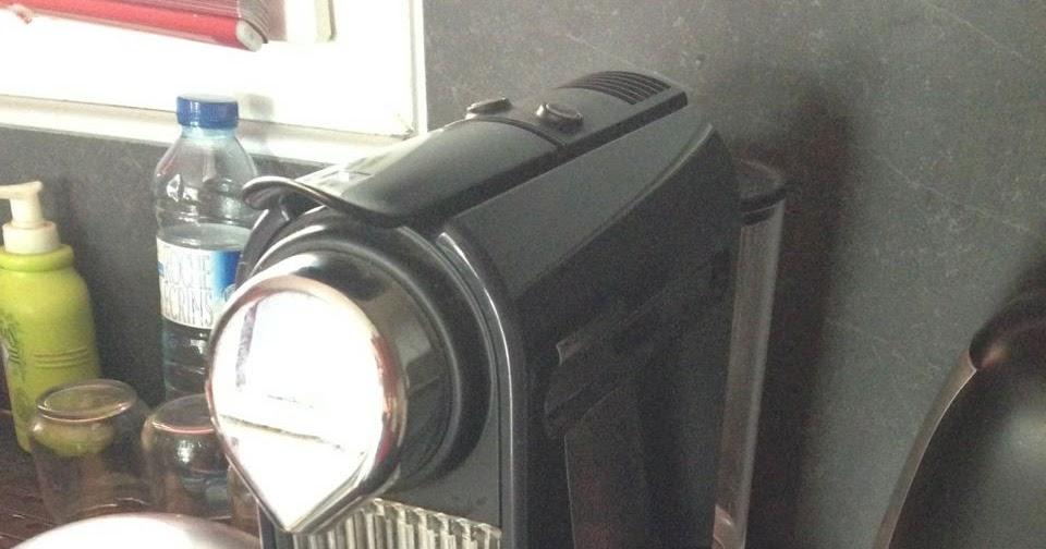 Stéphane Seigneurin: Réparer une cafetière Nespresso Citiz Krups ...