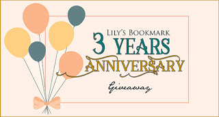 Giveaway del blog Lily's Bookmark
