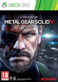 Metal Gear Solid 5: Groud Zeroes (REQUIERE DISCO DURO PARA INSTALACION)